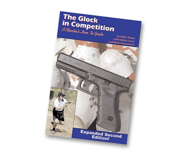 The Glock in Competition (2nd Ed.)